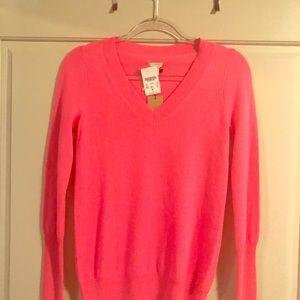 Jcrew cashmere sweater new with tags size xs